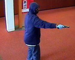 San Francisco Bank Robbery Suspect, Photo 1 of 9 (6/6/13)