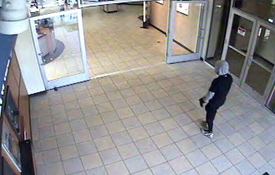 San Diego Armed Bank Robbery Suspect, Photo 2 of 6 (11/18/09)