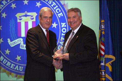 New York field office Director's Community Leadership Award 2011