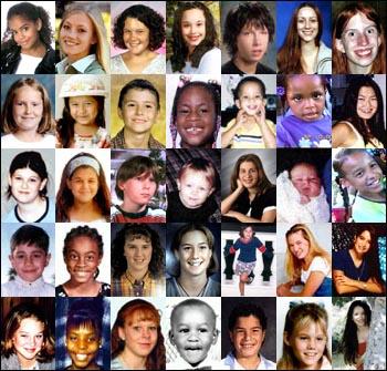 FBI — National Missing Children's Day 2006