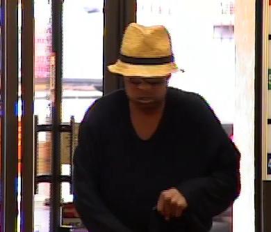 Atlanta Bank Robbery Suspect, Photo 1 of 7 (10/15/13)