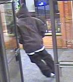 Denver Bank Robbery Suspect, Photo 4 of 6 (12/3/09)