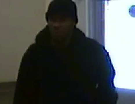 Powder Springs Bank Robbery Suspect, Photo 2 of 12 (10/28/13)