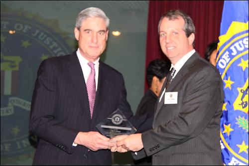 Director Mueller and John P. Halligan