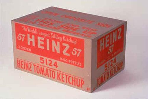 Heinz Ketchup Box (11/23/09)