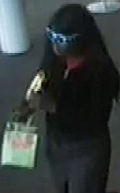 Los Angeles Division Purse Packing Bandit, Photo 1 of 3 (2/15/13)