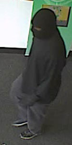 Pembroke Pines Bank Robbery Suspect, Photo 2 of 2 (9/4/13)
