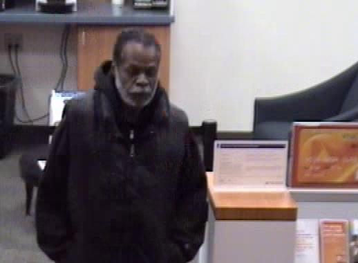 Philadelphia Bank Robber (2/13/13)