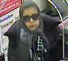 Washington, D.C. Bank Robbery Suspect, Photo 4 of 4 (2/4/13)