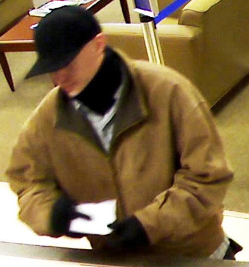 Albuquerque bank robbery suspect (12/14/11)