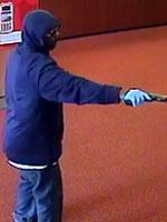 San Francisco Bank Robbery Suspect, Photo 3 of 9 (8/5/13)
