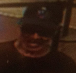 San Diego Bank Robbery Suspect, Photo 1 of 2 (9/6/13)