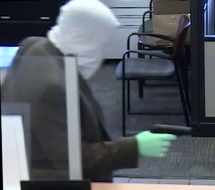 Ambler, Pennsylvania Bank Robbery Suspect, Photo 2 of 4 (3/30/13)
