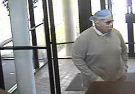 Oklahoma City Bank Robbery Suspect, Photo 5 of 6 (5/13/13)