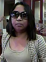 San Diego Bank Robbery Suspect, Photo 3 of 3 (12/16/13)