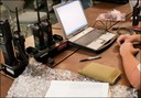 Guard Shack: Laptop and Other Equipment -