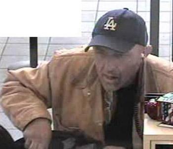 Los Angeles Division Scanner Bandit, Photo 6 of 7 (12/23/10)