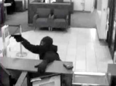 Bala Cynwyd, Pennsylvania Bank Robbery Suspect, Photo 2 of 4 (11/8/13)