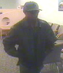 San Diego Division Bank Robbery Suspect, Photo 3 of 4 (12/23/10)