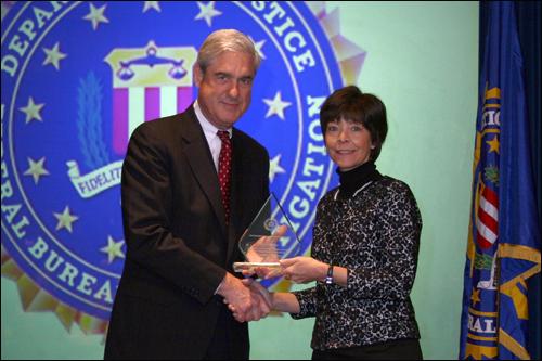 Jacksonville field office Director's Community Leadership Award 2011