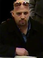 Piscataway, New Jersey Bank Robbery Suspect, Photo 1 of 2 (3/15/13)