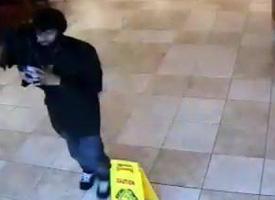 El Cajon, California Bank Robbery Suspect, Photo 4 of 4 (12/23/10)