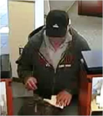 Albuquerque Bank Robbery Suspect (3/13/13)