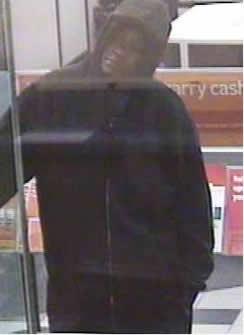 Philadelphia Bank Robbery Suspect, Photo 2 of 2 (4/19/13)