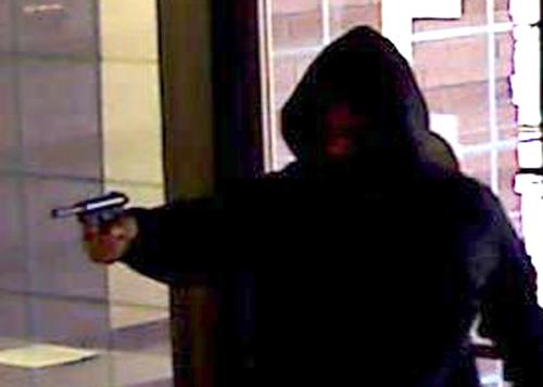 Oklahoma City Bank Robbery Suspect 2 (1/18/13)