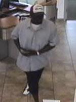 Plantation, Florida Bank Robbery Suspect, Photo 3 of 3 (7/18/12)