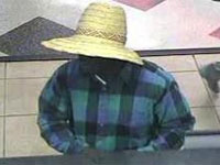 Houston Bank Robbery Suspect (1/19/2013)