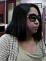 San Diego Bank Robbery Suspect, Photo 2 of 3 (12/16/13)