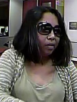 San Diego Bank Robbery Suspect, Photo 1 of 3 (12/16/13)