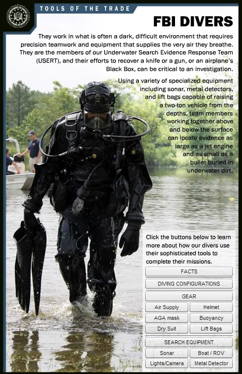 Diver Overview