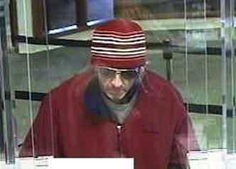 Philadelphia Bank Robbery Suspect, Photo 2 of 4 (2/6/14)