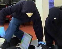 San Francisco Bank Robbery Suspect, Photo 2 of 9 (6/6/13)