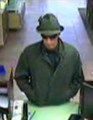I-55 Bandit Serial Bank Robbery Suspect, Photo 1 of 11 (9/10/13)