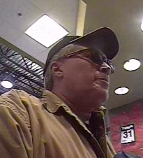 Denver Bank Robbery Suspect, Photo 1 of 4 (6/4/13)
