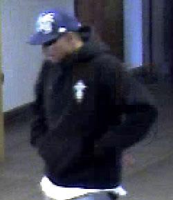 Albuquerque bank robbery suspect (4/2/13)