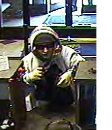 Jacksboro, Tennessee Bank Robbery Suspect, Photo 1 of 3 (10/28/11)