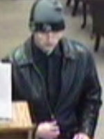 Midwest City, Oklahoma Bank Robbery Suspect, Photo 3 of 3 (2/27/14)