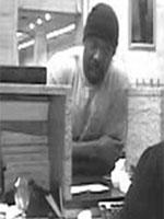 Houston Bank Robbery Suspect, Photo 2 of 3 (12/18/13)