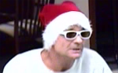 Picture of bank robber