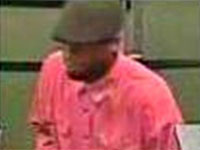 Philadelphia Division Serial Bank Robbery Suspect, Photo 7 of 7 (11/5/13)