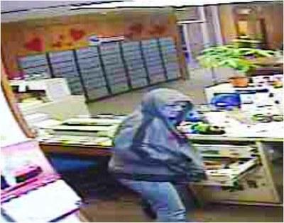 Albuquerque bank robbery suspect (2/7/14)