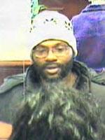 Washington, D.C. Bank Robbery Suspect, Photo 2 of 3 (12/19/12)