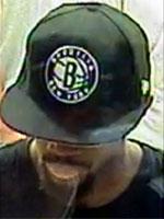Philadelphia Bank Robbery Suspect, Photo 4 of 4 (6/21/13)