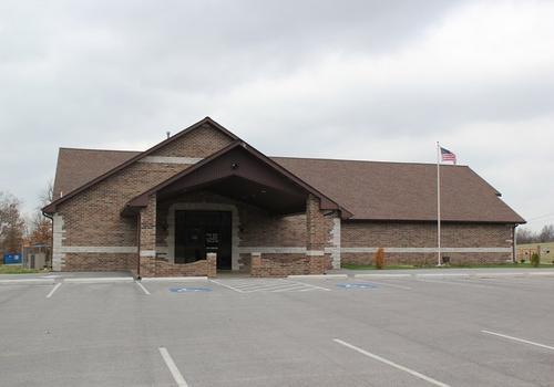 Islamic Center of Joplin Before Fire (8/6/12)