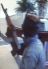 Valdosta Bank Robbery Suspect, Photo 6 of 6 (8/2/11)
