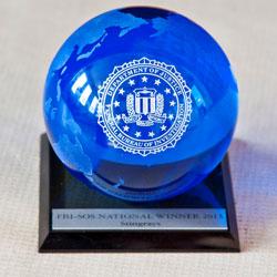 FBI Safe Online Surfing Internet Challenge Award (3/12/13)